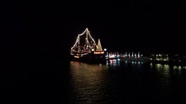 Barco captain hook Cancun