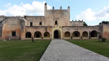 Ex Convento de Valladolid, Yucatan