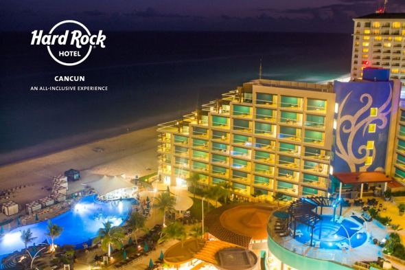 Hotel Hard Rock en Cancun